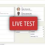 Live Test für Arbeitsvermittler
