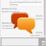 Arbeitsvermittler-Team-Chat-2
